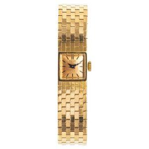 Mesure et art du temps - EGINE 18 Carat Rose Gold Watch