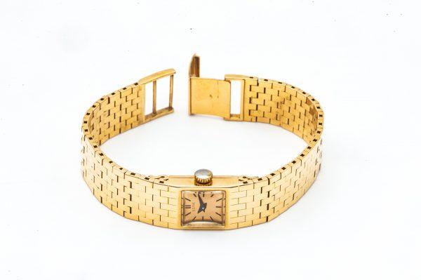 Mesure et art du temps - EGINE 18 Carat Rose Gold Watch. Montres - Horlogerie - Horloger - Vannes - France - Morbihan - Rolex - Oris - Bell&Ross