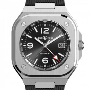 Mesure et art du temps - For its first model in the BR 05 dual time zone collection, Bell & Ross offers a more urban interpretation of travel and time. Non-mobility has made the travel experience highly desirable, as has the airport and airplane environment. The dynamism of the lounges, the bustle of the departure lounge, the notice boards are the backdrop for globetrotters on the move. As a result, this new watch creation from the BR 05 collection becomes the talisman of this assumed vigor.