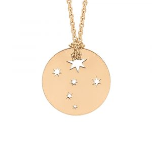 Mesure et art du temps Your ginette ny favorites in a mini version. Collect them ! MINIS ON CHAIN features GNY's favorite designs. Perfect to wear in accumulation ! necklace 18 carat pink gold, 43 cm size of the pattern : 9,5 mm